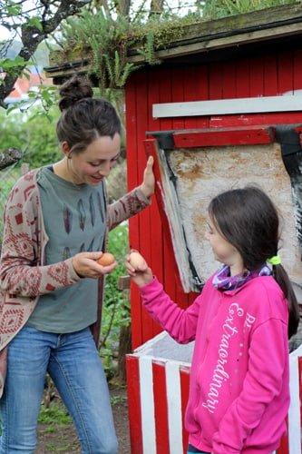 Lisa Bost Beratung Hühnerhaltung und Anschaffung